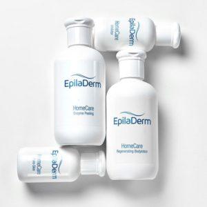 EpilaDerm HomeCare Produkte