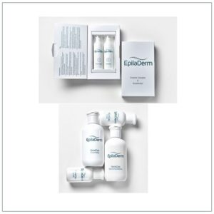 EpilaDerm Waxing Produkte